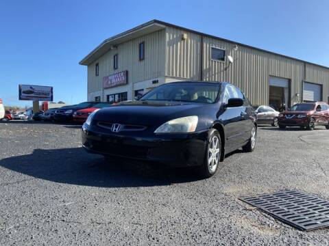2003 Honda Accord for sale at Premium Auto Collection in Chesapeake VA