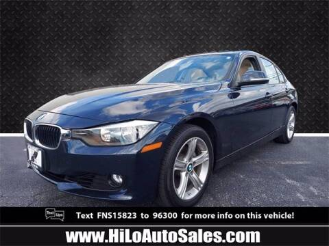 2015 BMW 3 Series for sale at Hi-Lo Auto Sales in Frederick MD