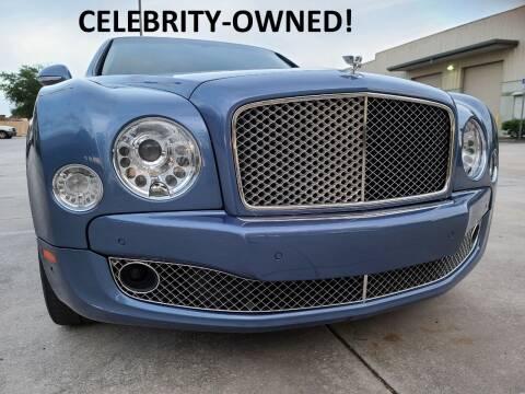 2012 Bentley Mulsanne for sale at Monaco Motor Group in Orlando FL