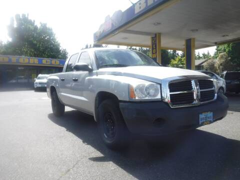 2005 Dodge Dakota for sale at Brooks Motor Company, Inc in Milwaukie OR