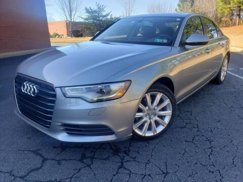 2013 Audi A6 for sale at GA Auto IMPORTS  LLC in Buford GA