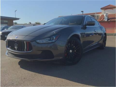 2015 Maserati Ghibli for sale at MADERA CAR CONNECTION in Madera CA