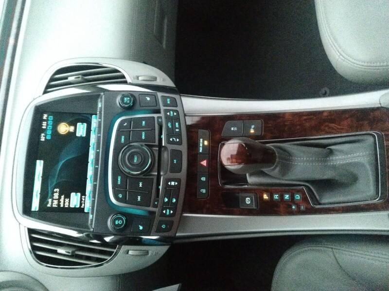 2013 Buick LaCrosse Leather 4dr Sedan - Mckinney TX