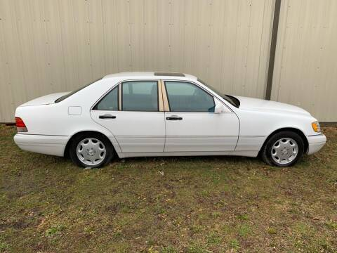 1995 Mercedes-Benz S-Class for sale at Certified Auto Exchange in Indianapolis IN