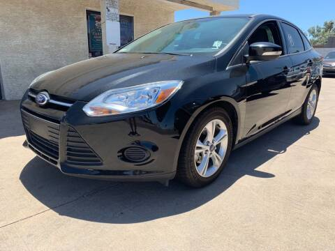 2013 Ford Focus for sale at Town and Country Motors in Mesa AZ