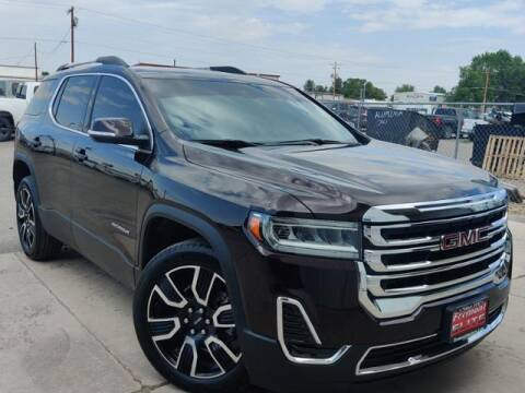 2021 GMC Acadia for sale at Rocky Mountain Commercial Trucks in Casper WY