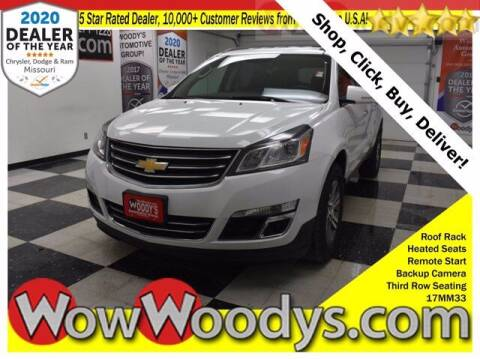 2017 Chevrolet Traverse for sale at WOODY'S AUTOMOTIVE GROUP in Chillicothe MO
