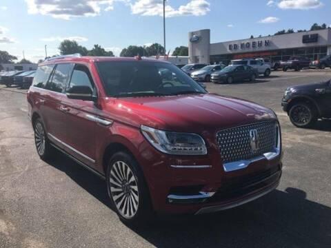 2018 Lincoln Navigator for sale at Ed Koehn Chevrolet in Rockford MI