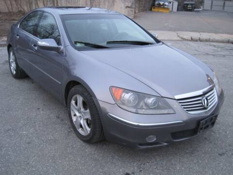 2006 Acura RL for sale at EBN Auto Sales in Lowell MA