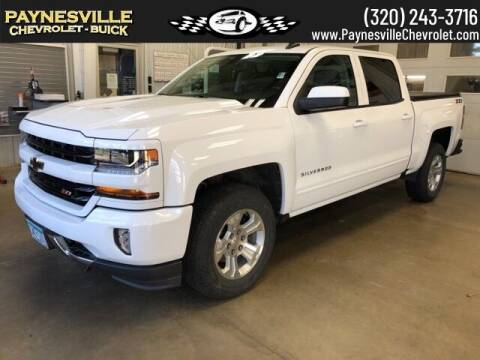 2018 Chevrolet Silverado 1500 for sale at Paynesville Chevrolet Buick in Paynesville MN