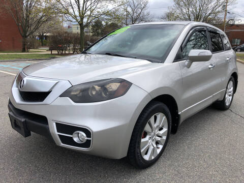2010 Acura RDX for sale at Commercial Street Auto Sales in Lynn MA