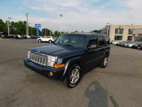 2007 Jeep Commander for sale at Paniagua Auto Mall in Dalton GA