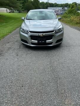 2015 Chevrolet Malibu for sale at Speed Auto Mall in Greensboro NC