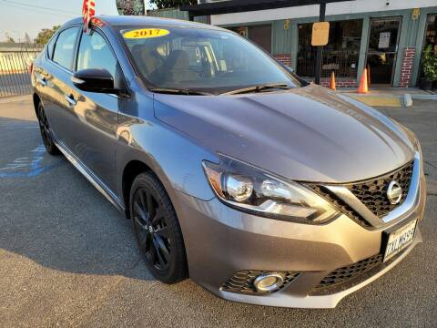 2017 Nissan Sentra for sale at ZOOM CARS LLC in Sylmar CA