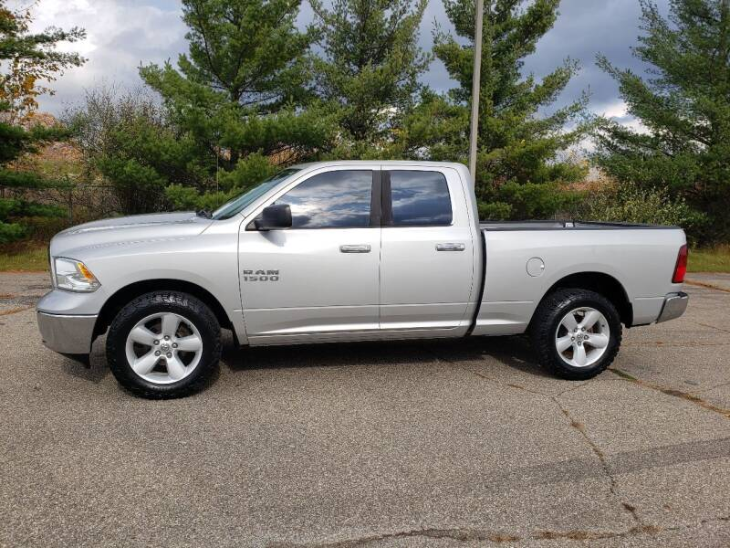 2014 RAM Ram Pickup 1500 for sale at Finish Line Auto Sales Inc. in Lapeer MI