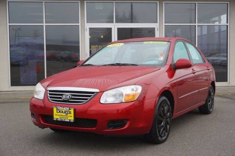 2008 Kia Spectra for sale at Jeremy Sells Hyundai in Edmunds WA