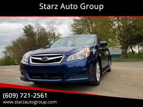 2011 Subaru Legacy for sale at Starz Auto Group in Delran NJ