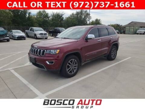 2019 Jeep Grand Cherokee for sale at Bosco Auto Group in Flower Mound TX