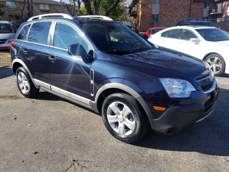 2014 Chevrolet Captiva Sport for sale at 1st Quality Auto in Milwaukee WI