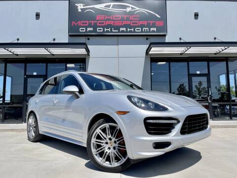 2014 Porsche Cayenne for sale at Exotic Motorsports of Oklahoma in Edmond OK