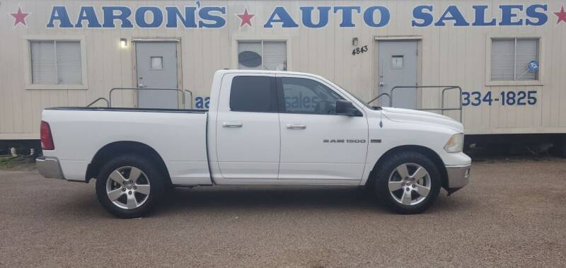 2012 RAM Ram Pickup 1500 for sale at Aaron's Auto Sales in Corpus Christi TX