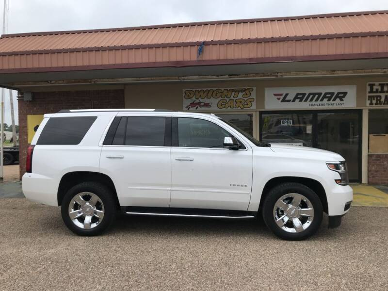 2018 Chevrolet Tahoe for sale at Dwight's Cars in Gatesville TX