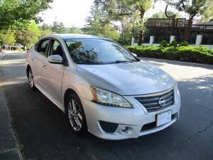 2013 Nissan Sentra for sale at Inspec Auto in San Jose CA