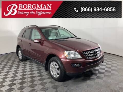 2007 Mercedes-Benz M-Class for sale at BORGMAN OF HOLLAND LLC in Holland MI
