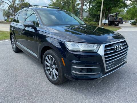 2017 Audi Q7 for sale at Global Auto Exchange in Longwood FL