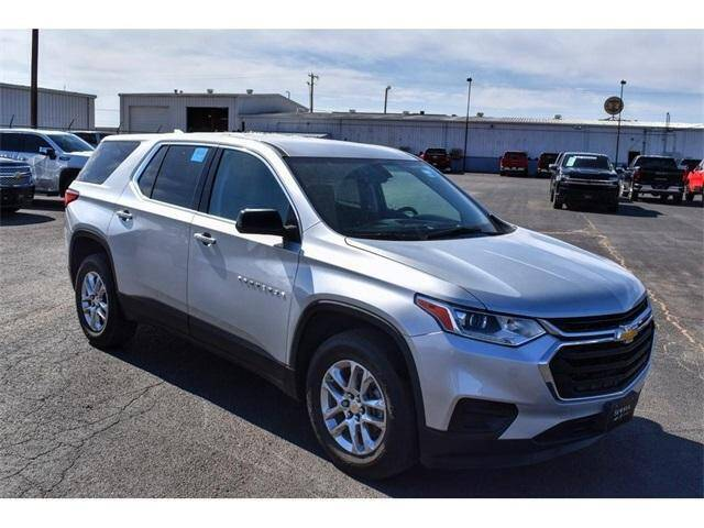 2018 Chevrolet Traverse for sale in Andrews, TX