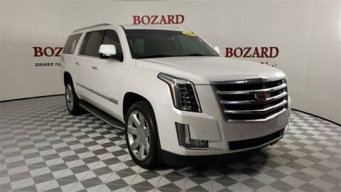 2016 Cadillac Escalade ESV for sale at BOZARD FORD in Saint Augustine FL