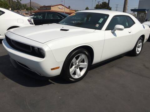 2013 Dodge Challenger for sale at Auto Max of Ventura in Ventura CA
