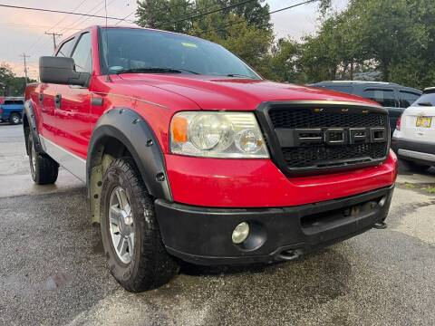 2006 Ford F-150 for sale at King Louis Auto Sales in Louisville KY