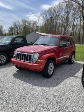 2005 Jeep Liberty for sale at Doyle's Auto Sales and Service in North Vernon IN