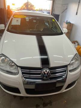 2009 Volkswagen Jetta for sale at Right Choice Automotive in Rochester NY