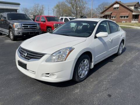 2012 Nissan Altima for sale at JC Auto Sales in Belleville IL