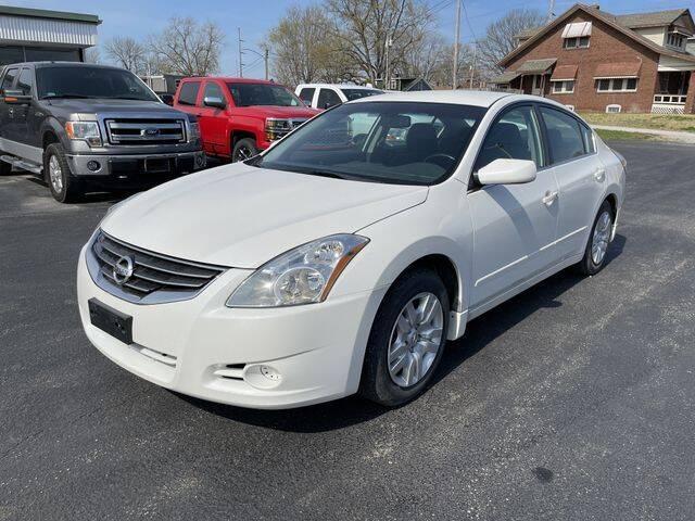 2012 Nissan Altima for sale at JC Auto Sales in Belleville IL