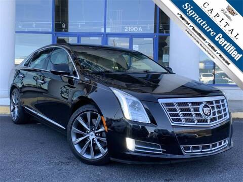 2013 Cadillac XTS for sale at Southern Auto Solutions - Capital Cadillac in Marietta GA