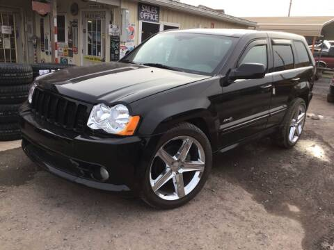 2007 Jeep Grand Cherokee for sale at Troys Auto Sales in Dornsife PA