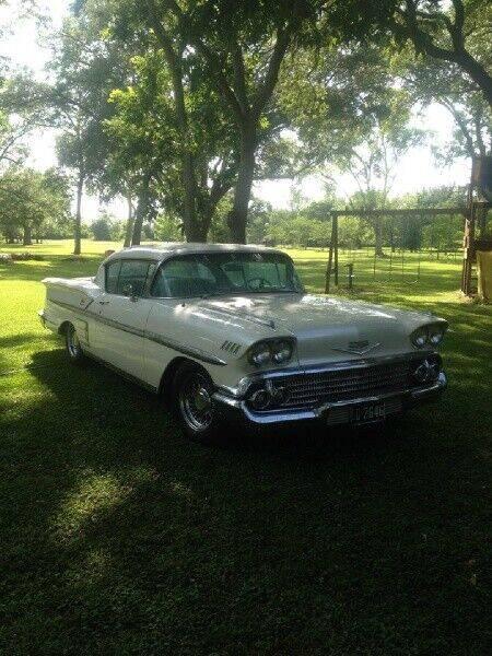 1958 Chevrolet Impala for sale at SARCO ENTERPRISE inc in Houston TX