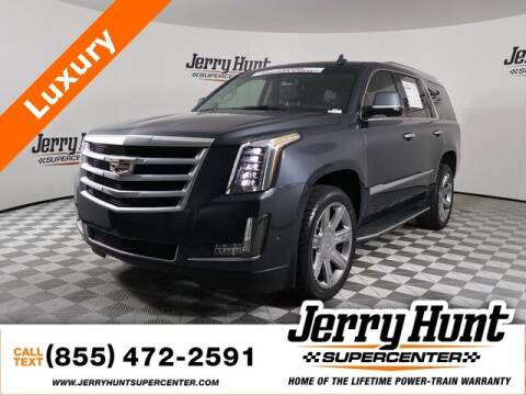 2019 Cadillac Escalade for sale at Jerry Hunt Supercenter in Lexington NC
