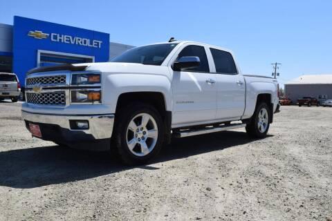 2015 Chevrolet Silverado 1500 for sale at Tripe Motor Company in Alma NE
