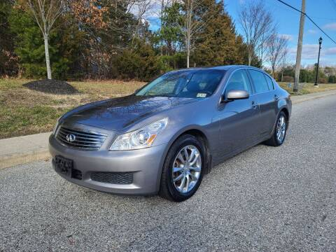 2008 Infiniti G35 for sale at Premium Auto Outlet Inc in Sewell NJ