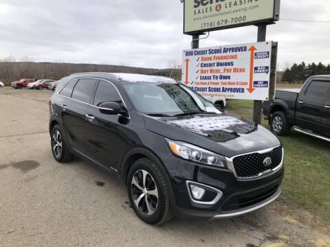 2016 Kia Sorento for sale at Sensible Sales & Leasing in Fredonia NY