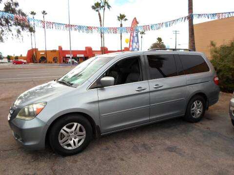 2007 Honda Odyssey for sale at PARS AUTO SALES in Tucson AZ