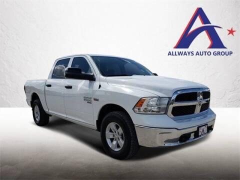 2019 RAM Ram Pickup 1500 Classic for sale at ATASCOSA CHRYSLER DODGE JEEP RAM in Pleasanton TX