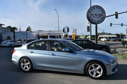 2014 BMW 3 Series for sale at San Mateo Auto Sales in San Mateo CA