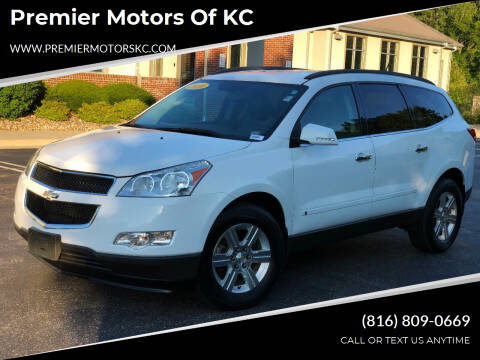 2010 Chevrolet Traverse for sale at Premier Motors of KC in Kansas City MO