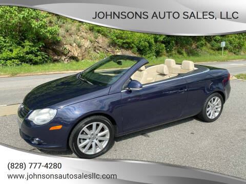 2007 Volkswagen Eos for sale at Johnsons Auto Sales, LLC in Marshall NC
