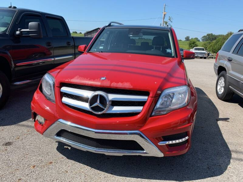 2013 Mercedes-Benz GLK for sale at Todd Nolley Auto Sales in Campbellsville KY